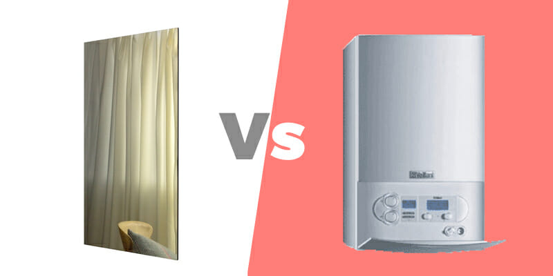 Can infrared heating panels heat a whole house? | Infrared4homes