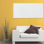 Herschel Select - White Framed Infrared Panel Heater